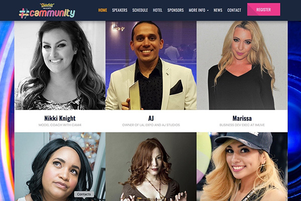 YNOT Launches Website for #Cammunity Model Summit