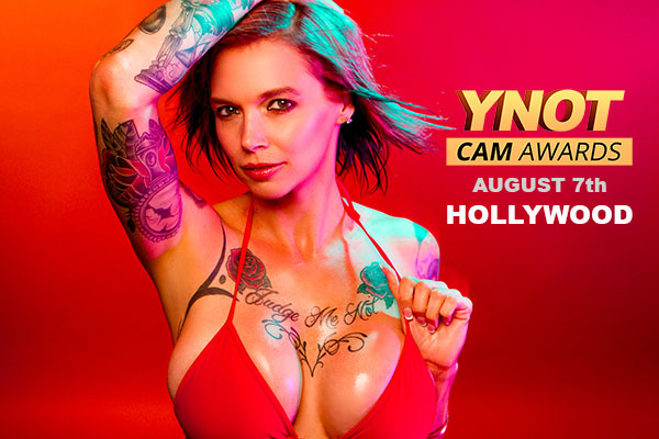 Anna Bell Peaks to Host 2019 YNOT Cam Awards
