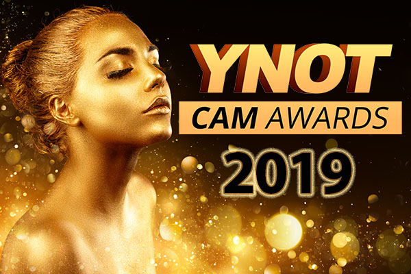 YNOT Cam Awards Opens Nomination Process, Announces 2019 Categories and Launches New Website